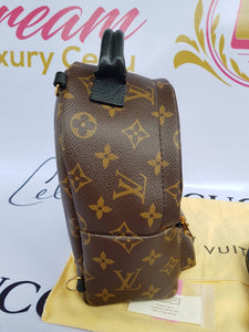 Authentic Louis Vuitton Palmspring Mini backpack pawn online