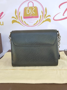 Authentic Louis Vuitton EPI Twist PM Noir philippines