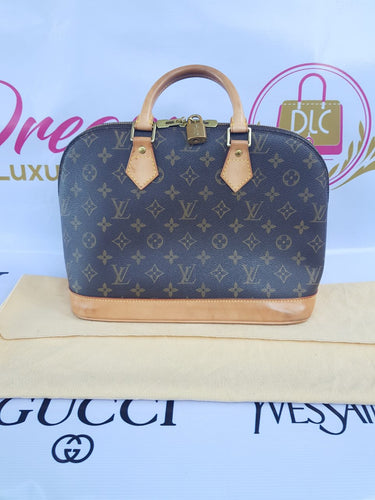 Authentic Louis Vuitton Alma Monogram philippines