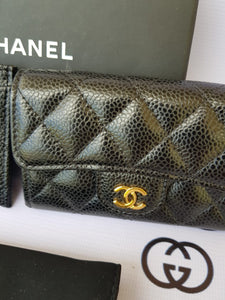 Authentic Chanel Card Holder price