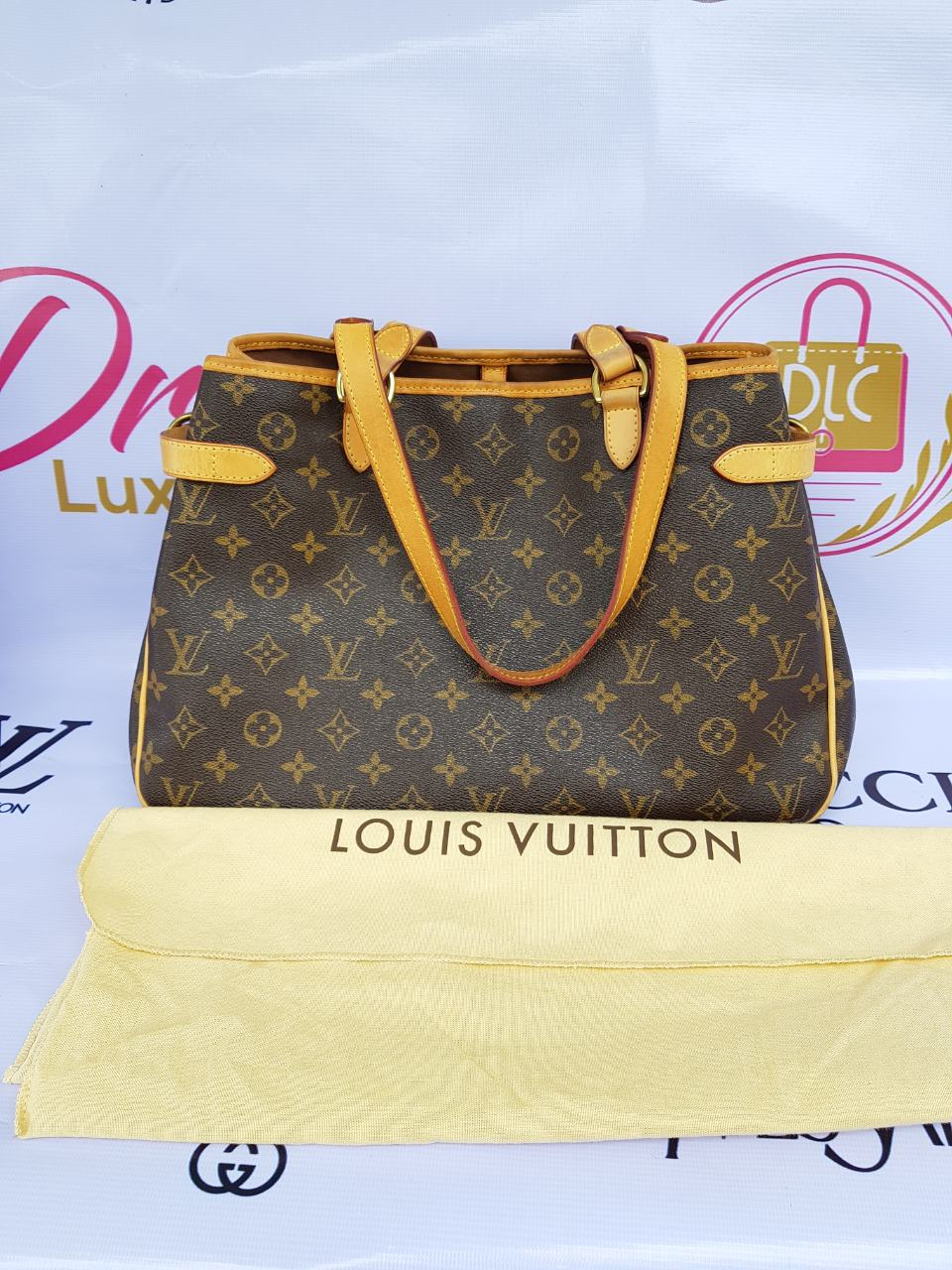Louis Vuitton Batignolles Monogram Philippines