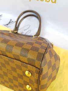 Authentic Louis Vuitton Trevi pm Damier Ebene sale