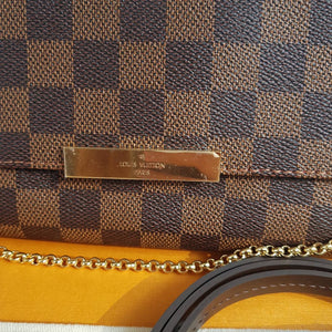where to buy Authentic Louis Vuitton Damier Ebene Canvas