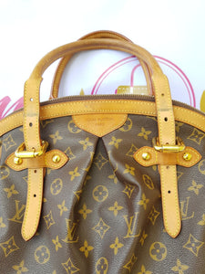 Authentic Louis Vuitton Tivoli gm monogram authentic service