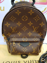 Load image into Gallery viewer, Authentic Louis Vuitton Palmspring Mini backpack pre-loved
