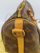 Load image into Gallery viewer, Authentic Chanel bandouliere 25 monogram canvas how much