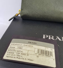 Load image into Gallery viewer, authenticate prada wallet