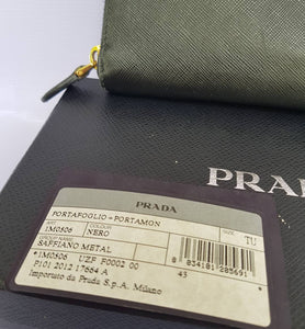 authenticate prada wallet