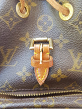 Load image into Gallery viewer, Authentic Louis Vuitton Montsouris Backpack Monogram seller