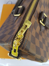 Load image into Gallery viewer, Brand new Authentic Louis Vuitton speedy 30 bandouliere damier ebene canvas buy and sell