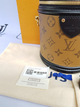 Load image into Gallery viewer, Authentic Louis Vuitton Cannes Reverse Monogram limited edition
