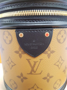Authentic Louis Vuitton Cannes Reverse Monogram limited edition price