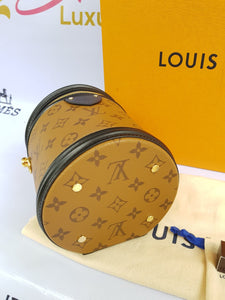 Authentic Louis Vuitton Cannes Reverse Monogram limited edition seller