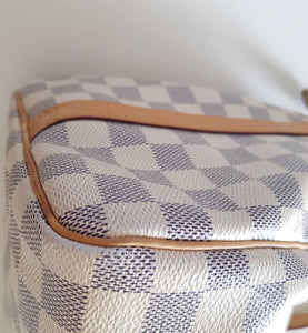Authentic Louis Vuitton speedy 30 Azur Bandouliere