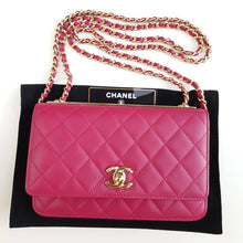 Load image into Gallery viewer, Authentic Chanel Woc