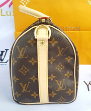 Load image into Gallery viewer, Louis Vuitton Speedy 25 Bandouliere Monogram pawn online