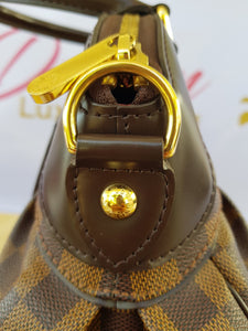 Authentic Louis Vuitton Trevi pm Damier Ebene price