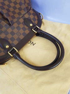 Authentic Louis Vuitton Trevi pm Damier Ebene supplier