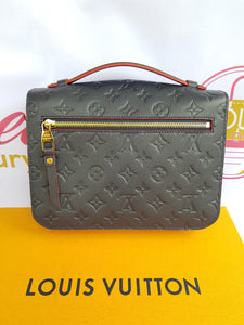 Authentic Louis Vuitton Metis Emperiente Marine Rouge cebu