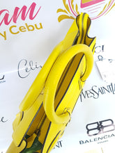 Load image into Gallery viewer, Authentic Celine mini luggage Citron price