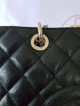 Load image into Gallery viewer, where to buy Authentic Chanel Gst Caviar