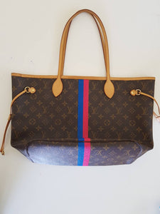 Louis Vuitton Neverfull Monogram Limited Edition mm size