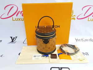 Authentic Louis Vuitton Cannes Reverse Monogram limited edition