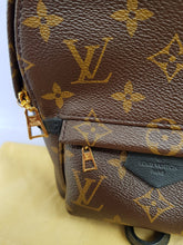 Load image into Gallery viewer, Authentic Louis Vuitton Palmspring Mini backpack thebaghub