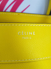 Load image into Gallery viewer, Authentic Celine mini luggage Citron sale