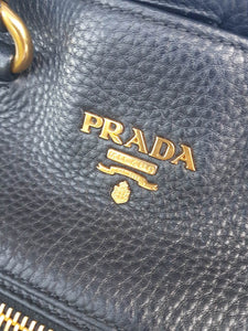 Authentic Prada Vitello Daino sale