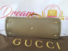 Load image into Gallery viewer, Gucci Bamboo Handbag Grained Leather price