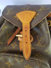 Load image into Gallery viewer, how much Authentic Louis Vuitton Montsouris Backpack Monogram