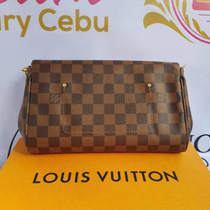 Authentic Louis Vuitton Damier Ebene Canvas consignment