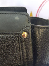 Load image into Gallery viewer, Authentic Coach Black Leather Satchel where to sell