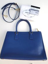 Load image into Gallery viewer, Prada Saffiano BLUETTE Bn2674