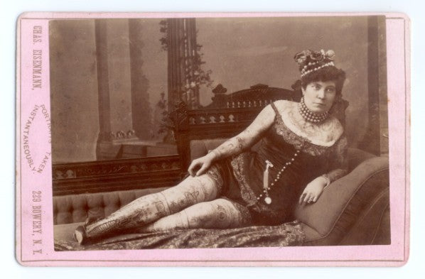 The History of Women in Tattooing