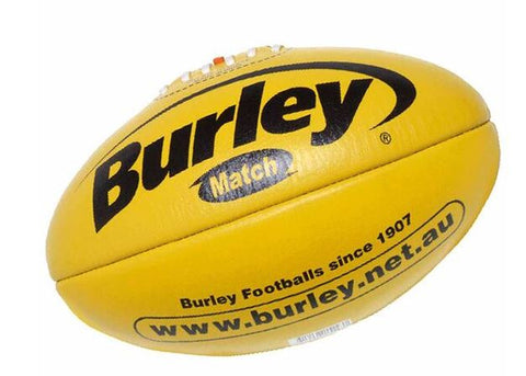 AFL Ball Yellow