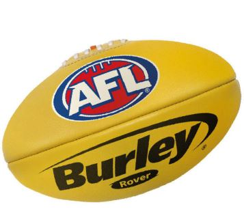 Rover AFL Yellow Football