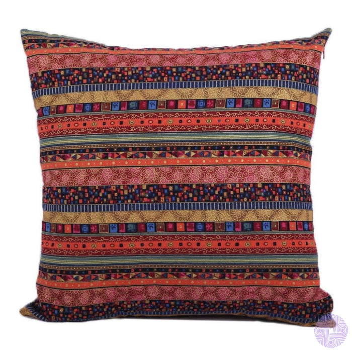 18 X Embroidered Throw Pillow Covers Bohemia