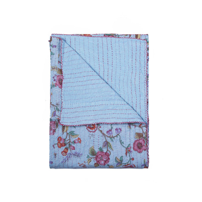 "Kantha Cotton Throw 50"" X 70"" - 1117-#26"