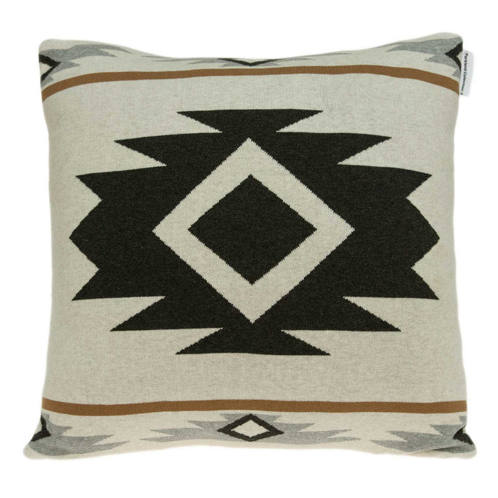 "20"" X 0.5"" X 20"" Southwest Tan Pillow Cover"
