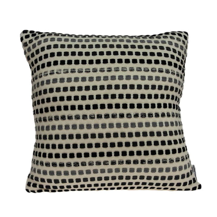 "20"" X 0.5"" X 20"" Beautiful Transitional White Accent Pillow Cover"