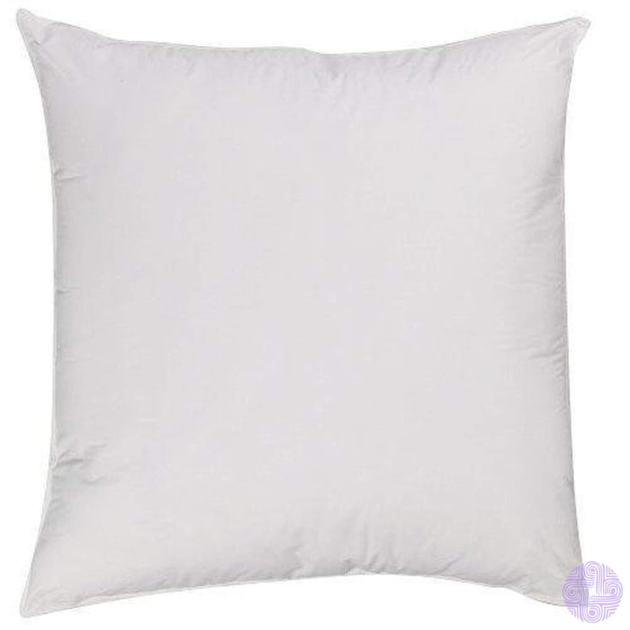 Pillowflex Premium Polyester Filled Pillow Form Inserts - Machine Washable Square Made In Usa (12X12