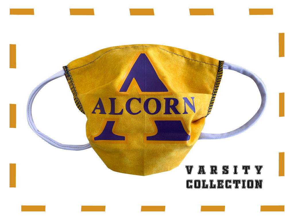 Alcorn State University Face Mask