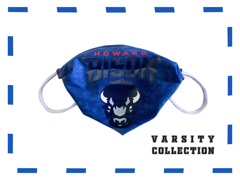 Howard University Face Mask