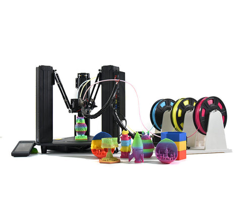 DOBOT MOOZ 3 - Color Mixing Triple Extruder 3D Printer