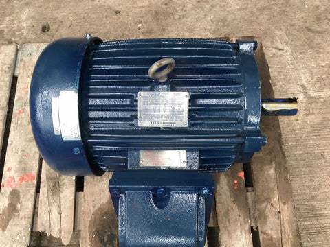 MOTOR DE CORRIENTE ALTERNA 10 HP TECO WESTINGHOUSE XP0104