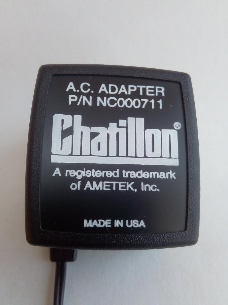 Adaptador Chatillon EDS-2-500