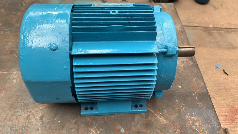 Motor de Corriente Alterna 5 HP General Electric 5K184BL220