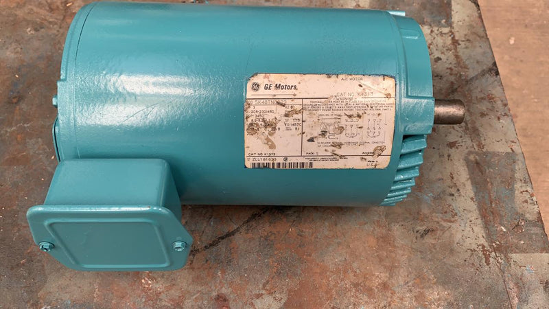 Motor Corriente Alterna 3 HP General Electric 5K48TN8022